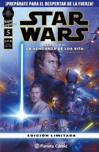 Star Wars 5 - Episodio Iii (primera Parte) - Miles Lane / Doug Wheatley / [ET AL. ]