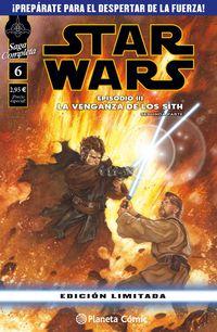 Star Wars 6 - Episodio Iii (segunda Parte) - Miles Lane / Doug Wheatley