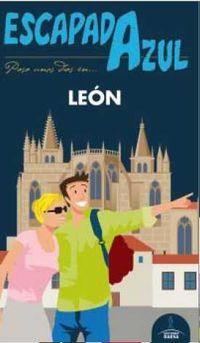 leon - escapada azul - Paloma Ledrado
