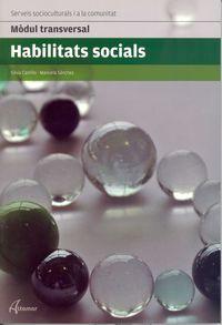 GM / GS - HABILITATS SOCIALS (CAT) - MODUL TRANSVERSAL