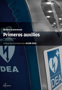 GM / GS - PRIMEROS AUXILIOS - MODULO TRANSVERSAL