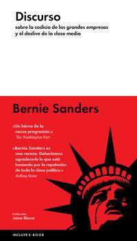 El discurso - Bernie Sanders