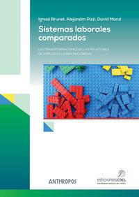 Sistemas Laborales Comparados - Brunet / Pizzi
