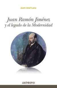 juan ramon jimenez y el legado de la humanidad - Juan Jose Lanz