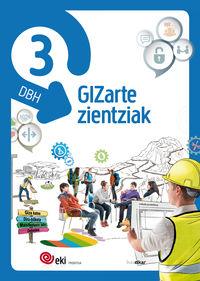Dbh 3 - Eki - Gizarte Zientziak 3 (pack 3) - Batzuk