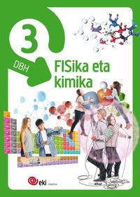 DBH 3 - EKI - FISIKA ETA KIMIKA 3 (PACK 3)