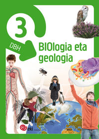 DBH 3 - EKI - BIOLOGIA ETA GEOLOGIA 3 (PACK 3)