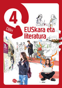 DBH 4 - EKI - EUSKARA ETA LITERATURA 4 (PACK 3)