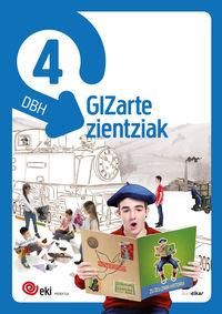 DBH 4 - EKI - GIZARTE ZIENTZIAK 4 (PACK 3)