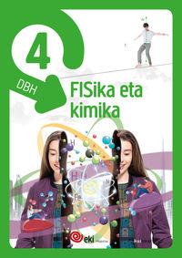 DBH 4 - EKI - FISIKA ETA KIMIKA 4 (PACK 3)