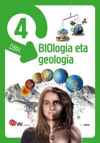 Dbh 4 - Eki - Biologia Eta Geologia 4 (pack 3) - Batzuk