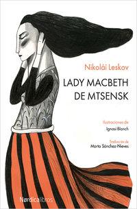 Lady Macbeth De Mtsensk - Nikolai Leskov