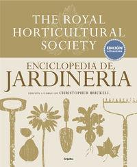ENCICLOPEDIA DE JARDINERIA - THE ROYAL HORTICULTURAL SOCIETY (ED. ACTUALIZADA)