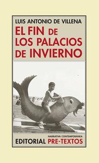 FIN DE LOS PALACIOS DE INVIERNO, EL