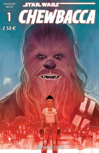 star wars - chewbacca 1 - Phil Noto
