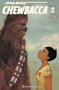 star wars - chewbacca 2 - Phil Noto