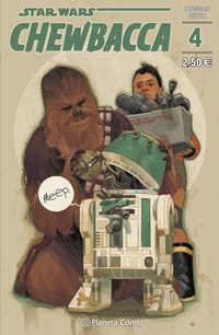 star wars - chewbacca 4 - Phil Noto