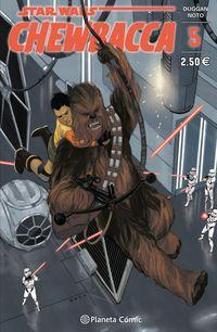 star wars - chewbacca 5 - Phil Noto