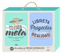 Kit Un Millon De Ideas Geniales - Mr. Wonderful