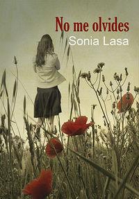 No Me Olvides - Sonia Lasa