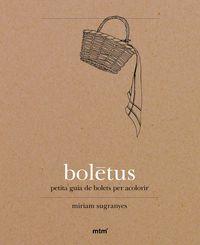BOLETUS - GUIA DE BOLETS PER ACOLORIR