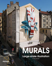 MURALS - LARGE-SCALE ILLUSTRATION