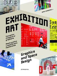 EXHIBITION ART - DISEÑO GRAFICO Y ESPECIAL PARA EXPOSICIONES