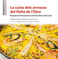 La cuina dels arrossos del delta de l'ebre - Aa. Vv.