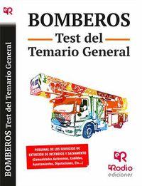 Test - Bomberos - Aa. Vv.