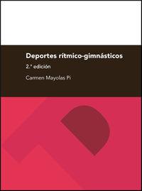 DEPORTES RITMICO-GIMNASTICOS (2ª ED)