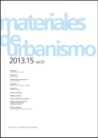 Materiales De Urbanismo 2013.15 Vol.3 - Aa. Vv.
