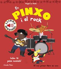 En Pinxo I El Rock - Llibre Musical - Magali Le Huche