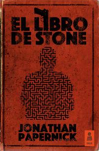 El libro de stone - Jonathan Papernick