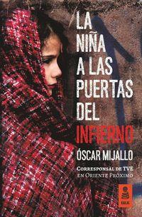 La niña a las puertas del infierno - Oscar Mijallo Gomez