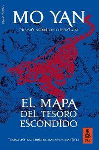 El mapa del tesoro escondido - Mo Yan