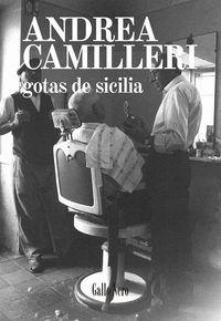 Gotas De Sicilia - Andrea Camilleri