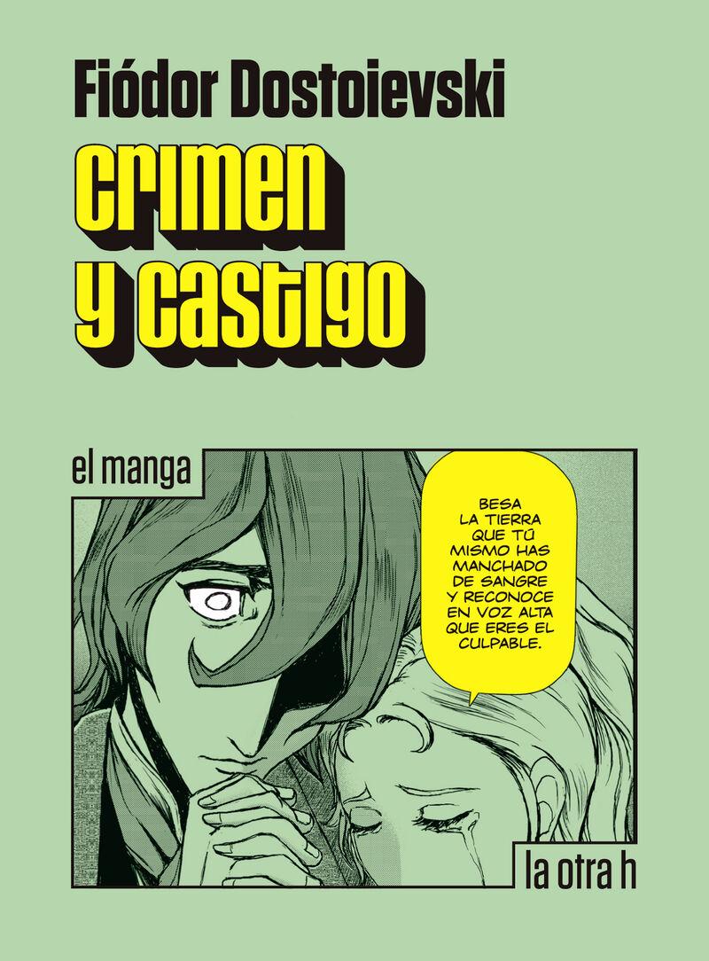 crimen y castigo (manga) - Fiodor Dostoievski