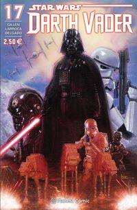 Star Wars - Darth Vader 17 - Kieron Gillen / Salvador Larroca