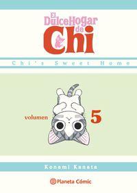 dulce hogar de chi, el 5 - Konami Kanata