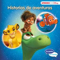 Historias De Aventuras - Te Cuento, Me Cuentas - Aa. Vv.