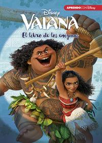 Vaiana - Enigmas Disney - Aa. Vv.