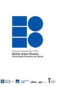 EMERGE 18 - PROYECTOS FIN DE GRADO BELLAS ARTES Y DISEÑO