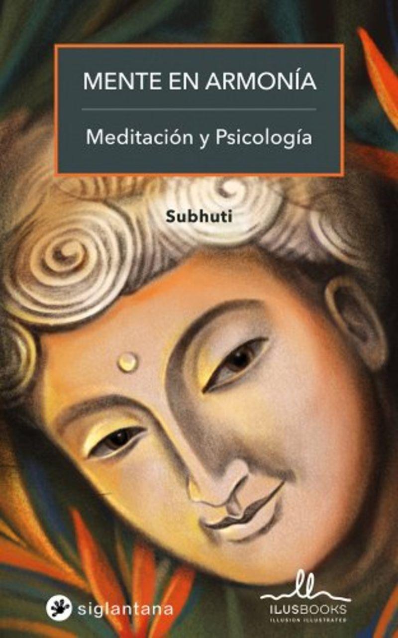 MENTE EN ARMONIA - MEDITACION Y PSICOLOGIA