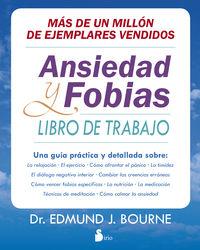 ANSIEDAD Y FOBIAS - LIBRO DE TRABAJO