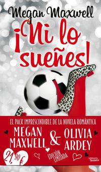 (pack) ¡ni Lo Sueños + Si Te Quedas En Escocia - Megan Maxwell / Olivia Ardey