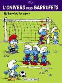 Barrufets Fan Esport, Els - Peyo