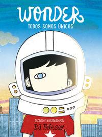 Wonder - Todos Somos Unicos - R. J. Palacio