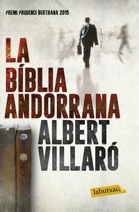 La biblia andorrana - Albert Villaro