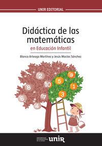 DIDACTICA DE LAS MATEMATICAS EN EDUCACION INFANTIL