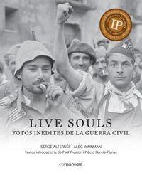 Live Souls - Serge Alternes / Alec Wainman